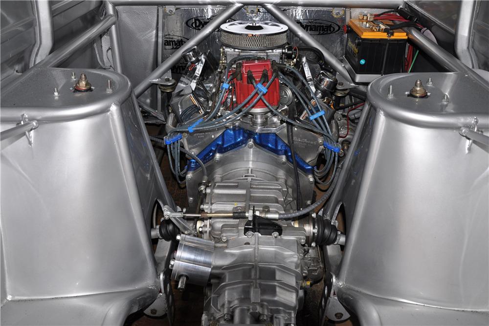 1964 AUSTIN MINI CUSTOM COUPE - Engine - 219781