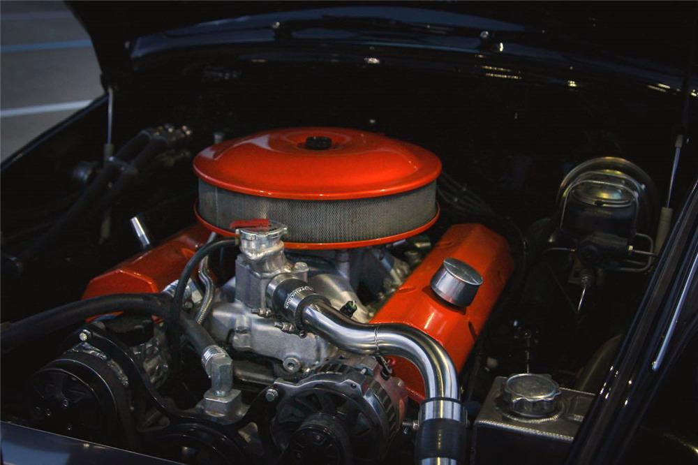 1971 VOLKSWAGEN BEETLE CUSTOM HARDTOP - Engine - 219784