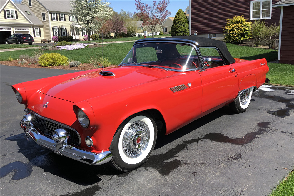 1955 FORD THUNDERBIRD CONVERTIBLE - Misc 2 - 219796