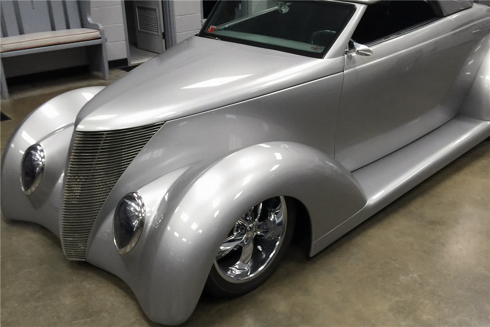 1937 FORD CUSTOM ROADSTER - Misc 1 - 219802