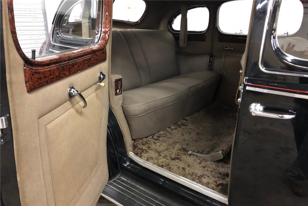 1940 PACKARD SUPER 180 TOURING SEDAN-LIMO  - Misc 2 - 219821