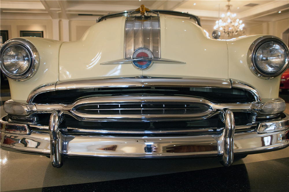 1954 PONTIAC STAR CHIEF CONVERTIBLE - Misc 1 - 219825