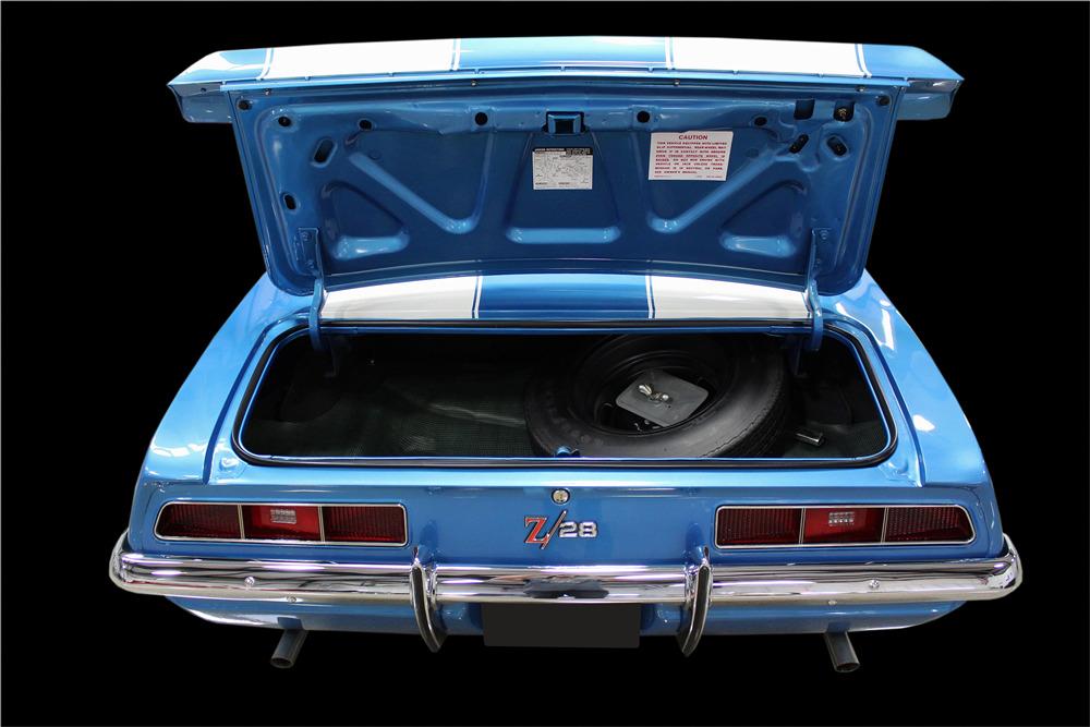 1969 CHEVROLET CAMARO Z/28 - Misc 3 - 219875