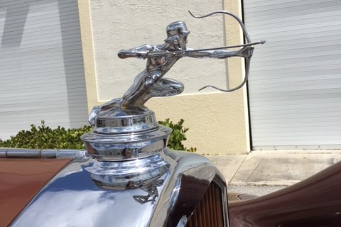 1929 PIERCE-ARROW MODEL 143 CONVERTIBLE - Misc 1 - 219940