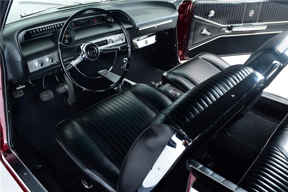 1964 CHEVROLET IMPALA SS 409 - Interior - 220028