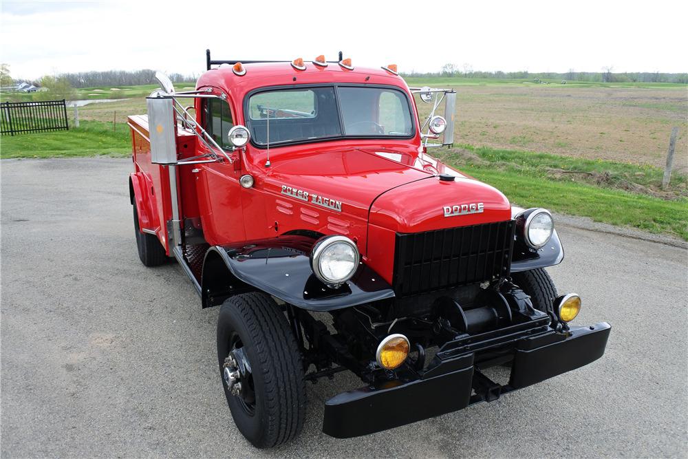 1948 DODGE POWER WAGON CUSTOM 4X4 TRUCK - Misc 1 - 220047