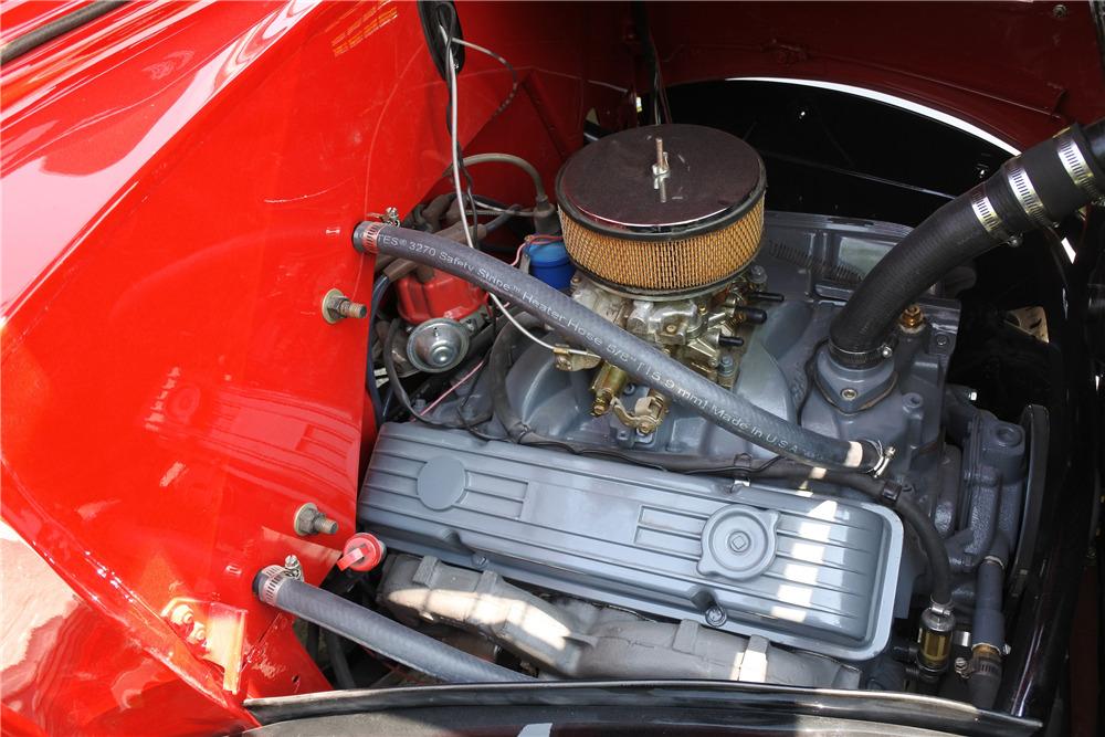 1941 DIAMOND T 201 CUSTOM PICKUP - Engine - 220048