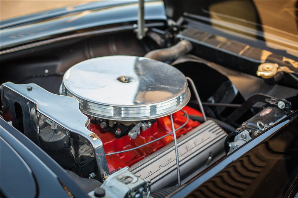 1958 CHEVROLET CORVETTE 283/230 - Engine - 220049