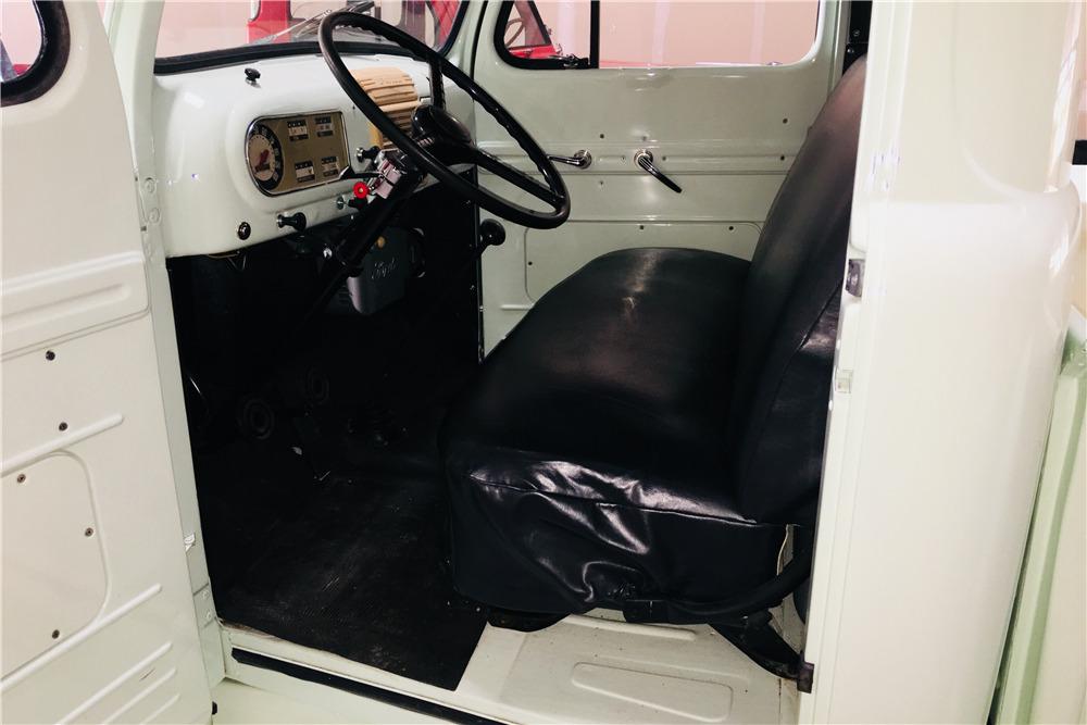 1949 FORD F-1 PICKUP - Interior - 220066