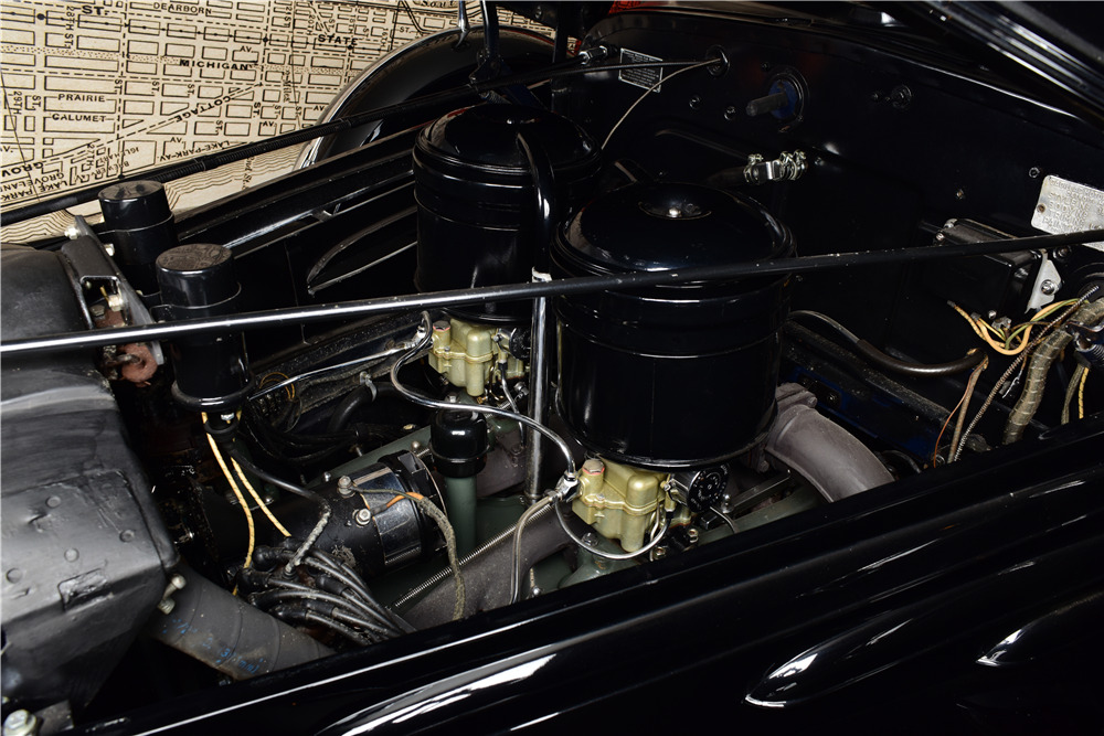 1938 CADILLAC V16 SERIES 90 - Engine - 220133