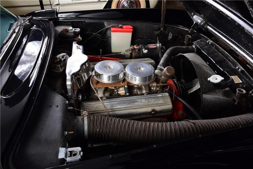 1957 CHEVROLET CORVETTE - Engine - 220134