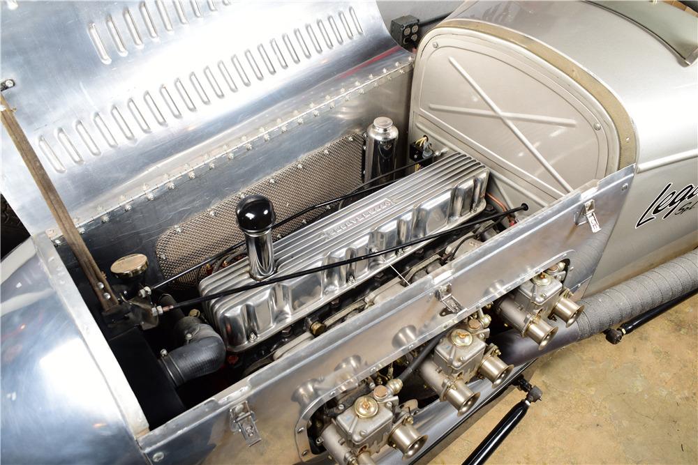 1927 NASH LEGION CUSTOM ROADSTER - Engine - 220146