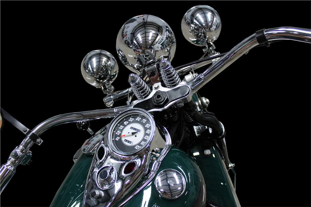 1942 HARLEY-DAVIDSON 42WLA MOTORCYCLE - Interior - 220165