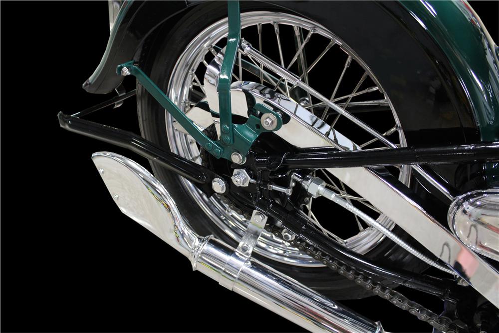 1942 HARLEY-DAVIDSON 42WLA MOTORCYCLE - Misc 4 - 220165
