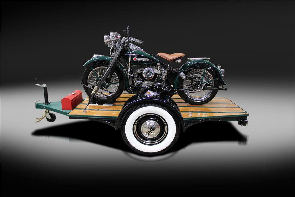 1942 HARLEY-DAVIDSON 42WLA MOTORCYCLE - Misc 1 - 220165