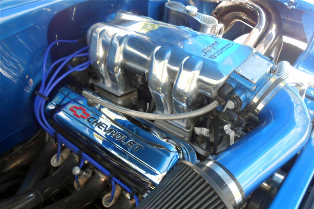 1955 CHEVROLET BEL AIR CUSTOM  - Engine - 220176