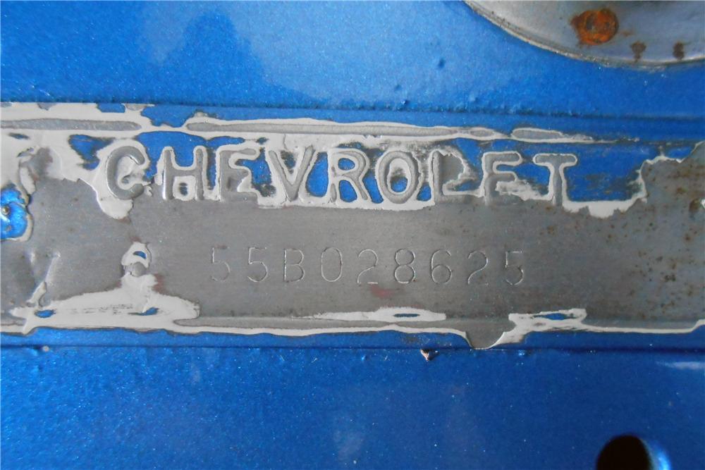 1955 CHEVROLET BEL AIR CUSTOM  - Misc 3 - 220176