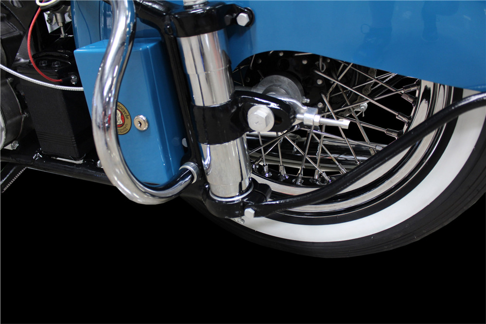 1946 INDIAN CHIEF MOTORCYCLE - Misc 1 - 220182
