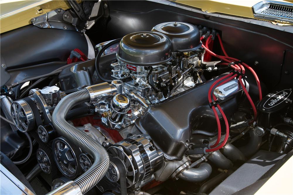 1964 BUICK RIVIERA CUSTOM COUPE - Engine - 220372
