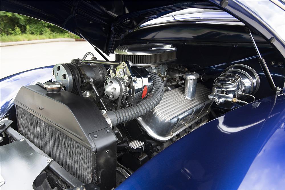 1940 MERCURY CUSTOM COUPE - Engine - 220373