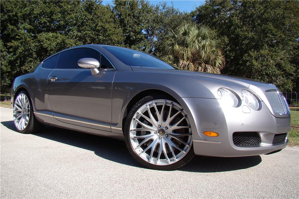 2005 BENTLEY CONTINENTAL GT - Front 3/4 - 230298