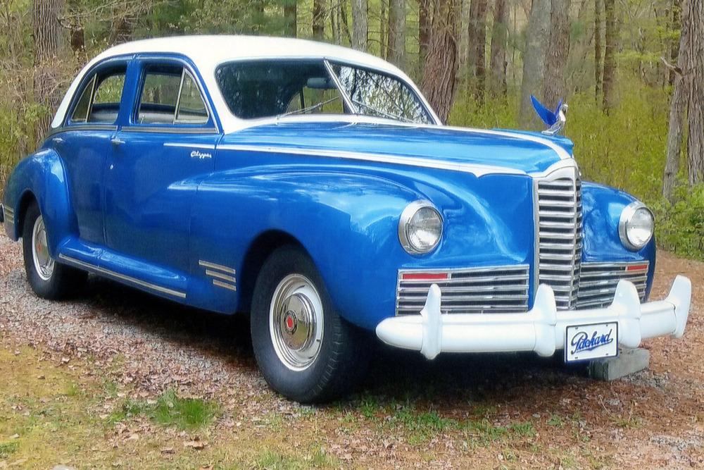 1947 PACKARD CLIPPER - Front 3/4 - 232109