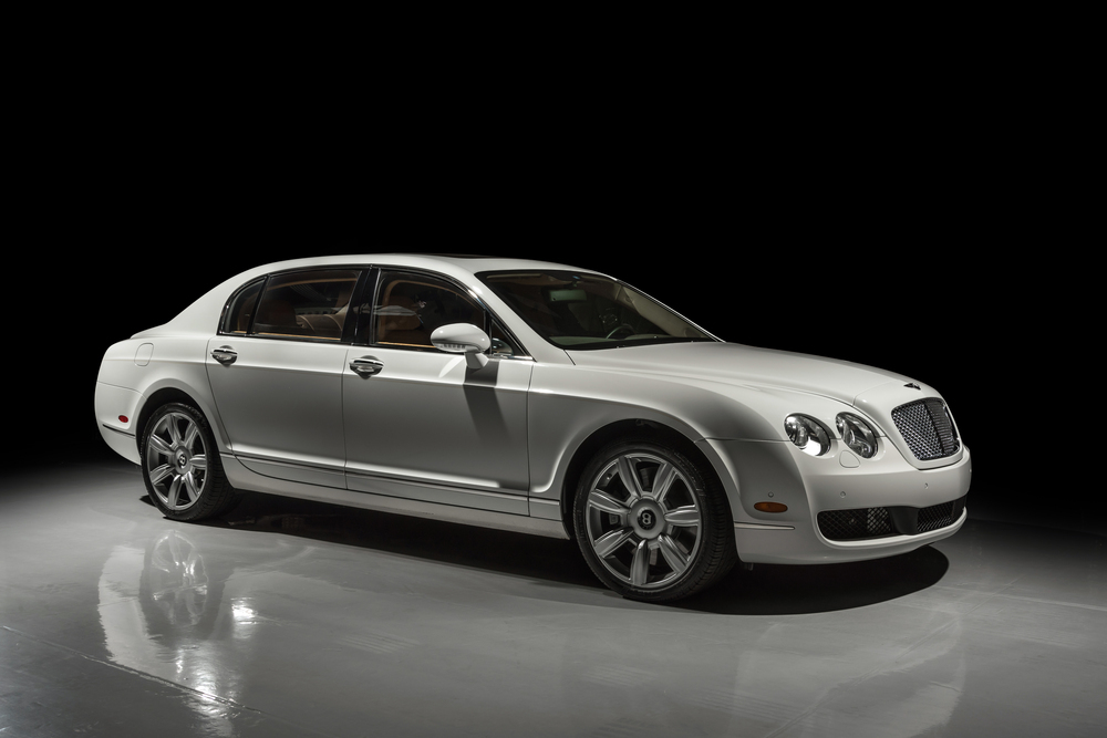 2006 BENTLEY CONTINENTAL FLYING SPUR - Front 3/4 - 233908