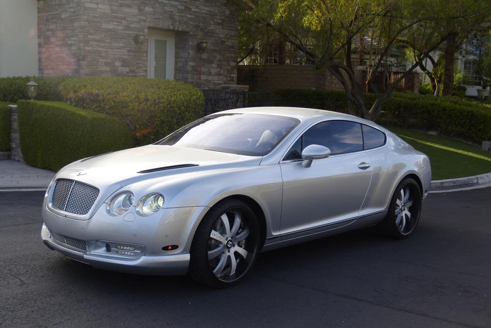 2005 BENTLEY CONTINENTAL GT  - Front 3/4 - 234185