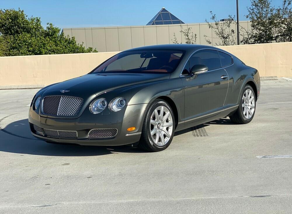 2005 BENTLEY CONTINENTAL GT - Front 3/4 - 237057