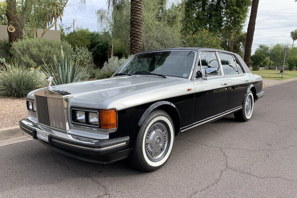 1987 ROLLS-ROYCE SILVER SPUR - Front 3/4 - 238423
