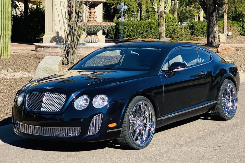 2005 BENTLEY CONTINENTAL GT - Front 3/4 - 239437