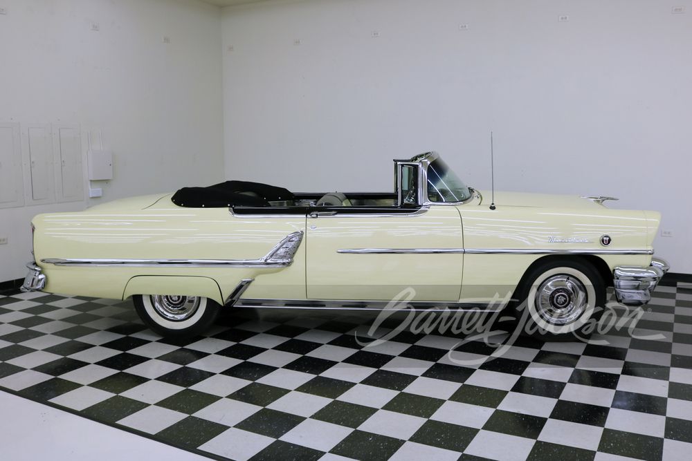 1955 MERCURY MONTCLAIR CONVERTIBLE - Misc 1 - 242749