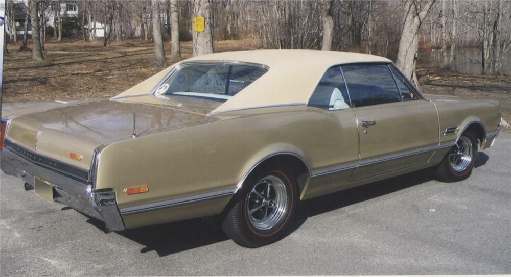 1966 OLDSMOBILE 442 COUPE -