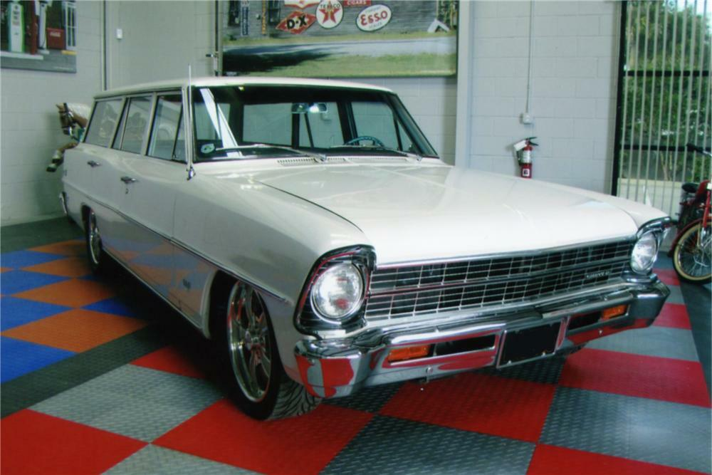 Chevy On The Blvd >> 1967 CHEVROLET NOVA STATION WAGON