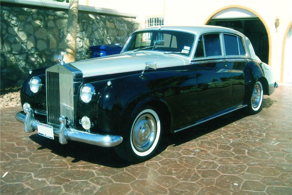 1962 BENTLEY S3 4 DOOR SEDAN - Front 3/4 - 94076