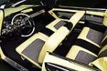 1959 DODGE CUSTOM ROYAL SUPER D-500 CONVERTIBLE - Interior - 217635