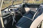 1966 VOLKSWAGEN 21-WINDOW CUSTOM MICROBUS - Interior - 218318
