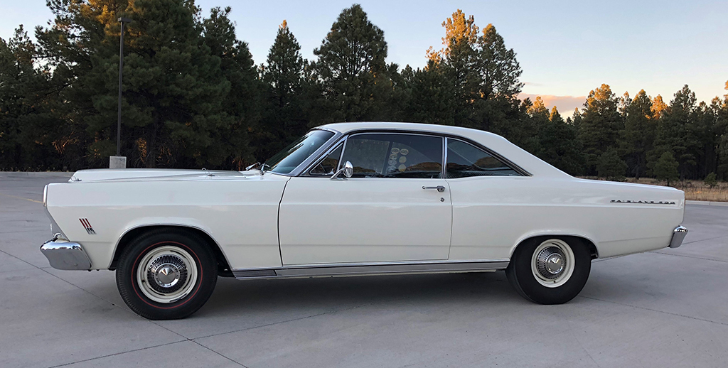 1966 Ford Fairlane 500 R Code For Sale Auction Specs