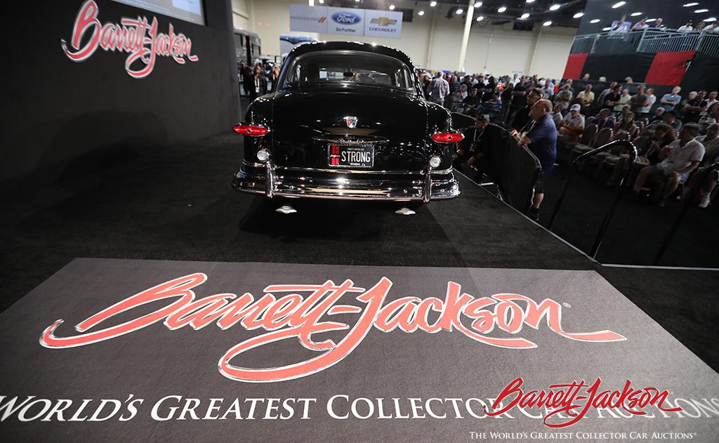Las Vegas Collector Car Auction Mandalay Bay Day One Highlights - Barrett jackson car show las vegas