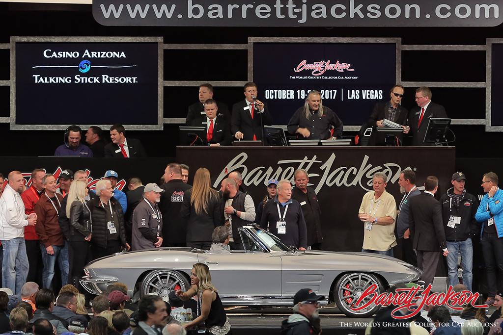 Steven Tyler Day Highlights Barrett Jackson Scottsdale Auction - Talking stick resort car show