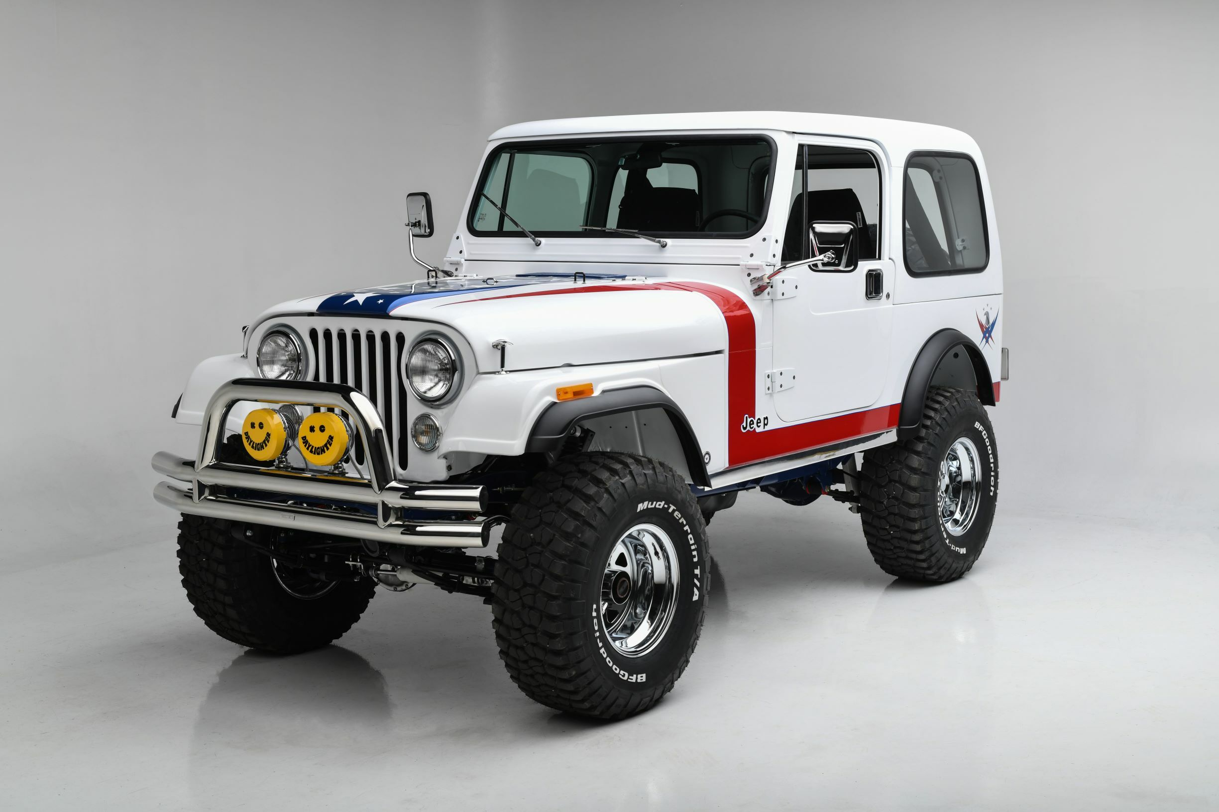 Lot #3005  1981 JEEP CJ7 CUSTOM SUV