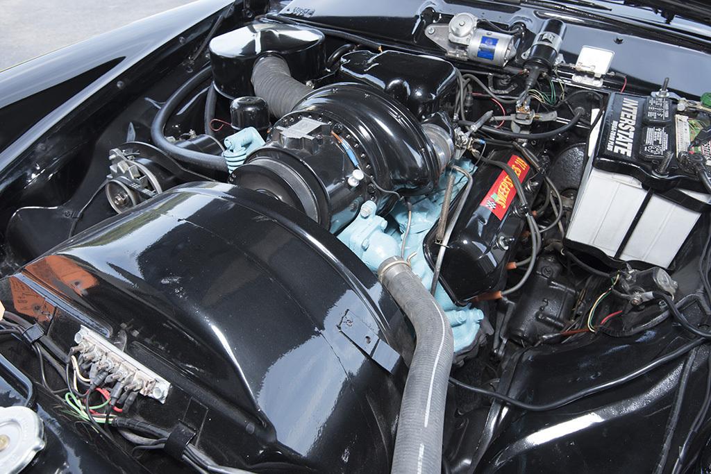 Factory Supercharging An Extra Belt Of Power Barrett Jackson
