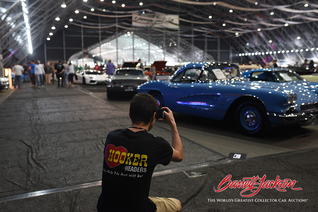Heading To Barrett Jackson Scottsdale Here Are Some Fast Facts To