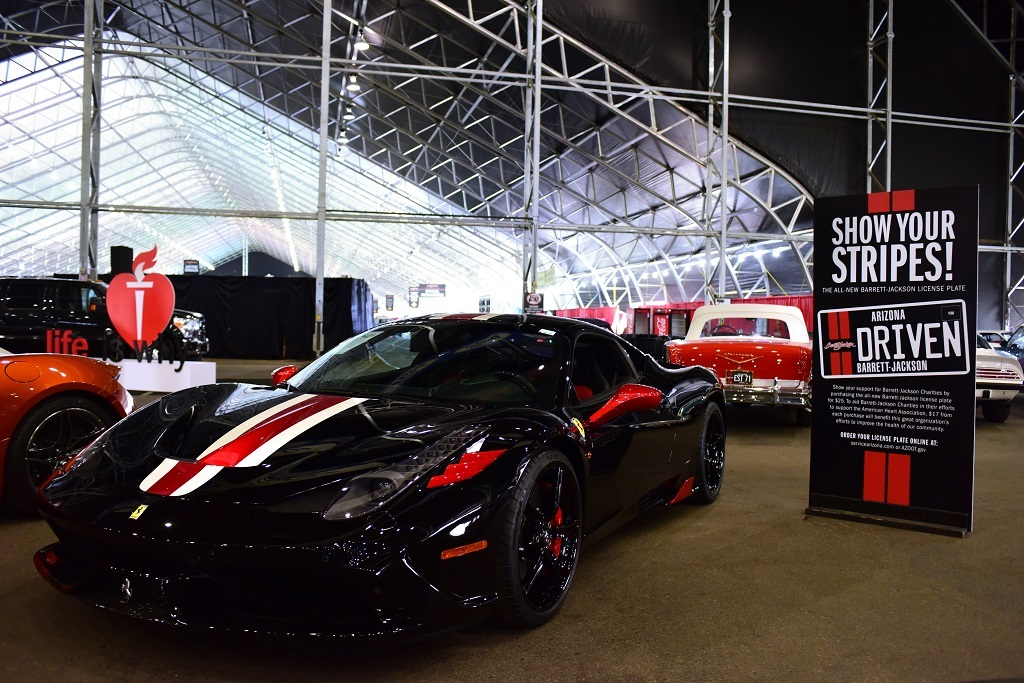 Barrett Jackson Is Gearing Up For First Ever Yearlong Charity Initiative - Barrett jackson car show
