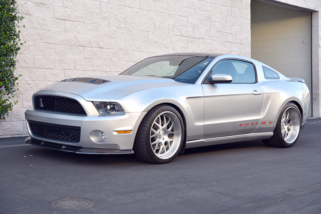 2012 Ford Shelby 1000 Carroll Shelby For Sale Scottsdale Car Auction