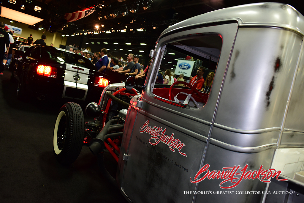 Barrett Jackson Las Vegas Auction Day Two Highlights 2