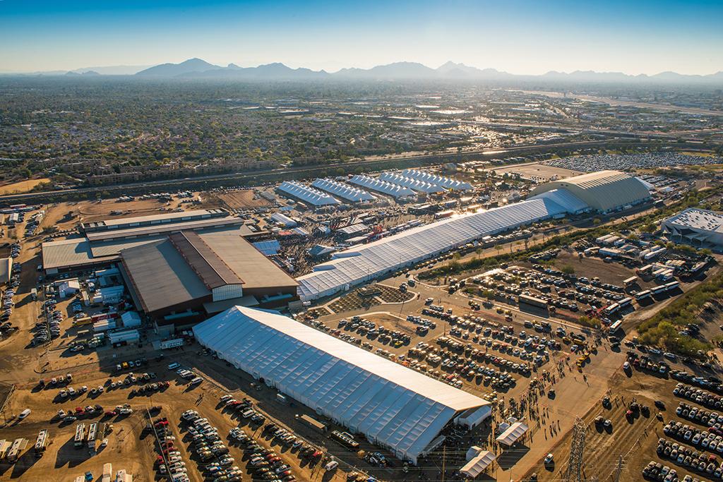 Westworld Of Scottsdale Auction Site Improvements