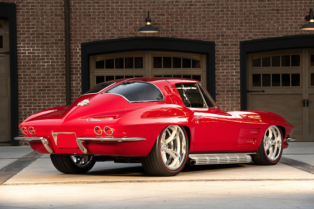 1963 Chevrolet Corvette Split-Window Custom Coupe