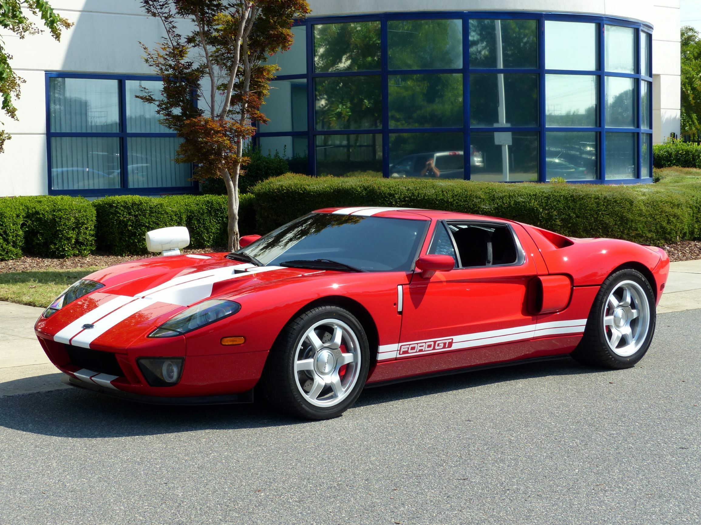 Modern Supercars And Exotics Consigned For Barrett Jackson