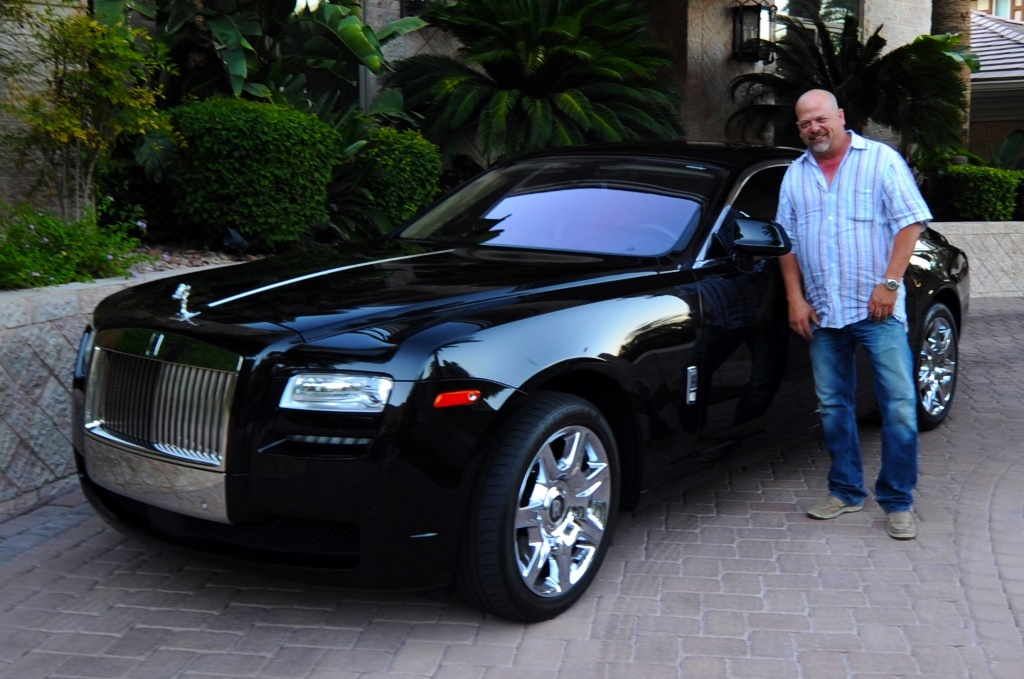 Celebrity Cars Barrett Jackson Las Vegas Waynes World John Wayne